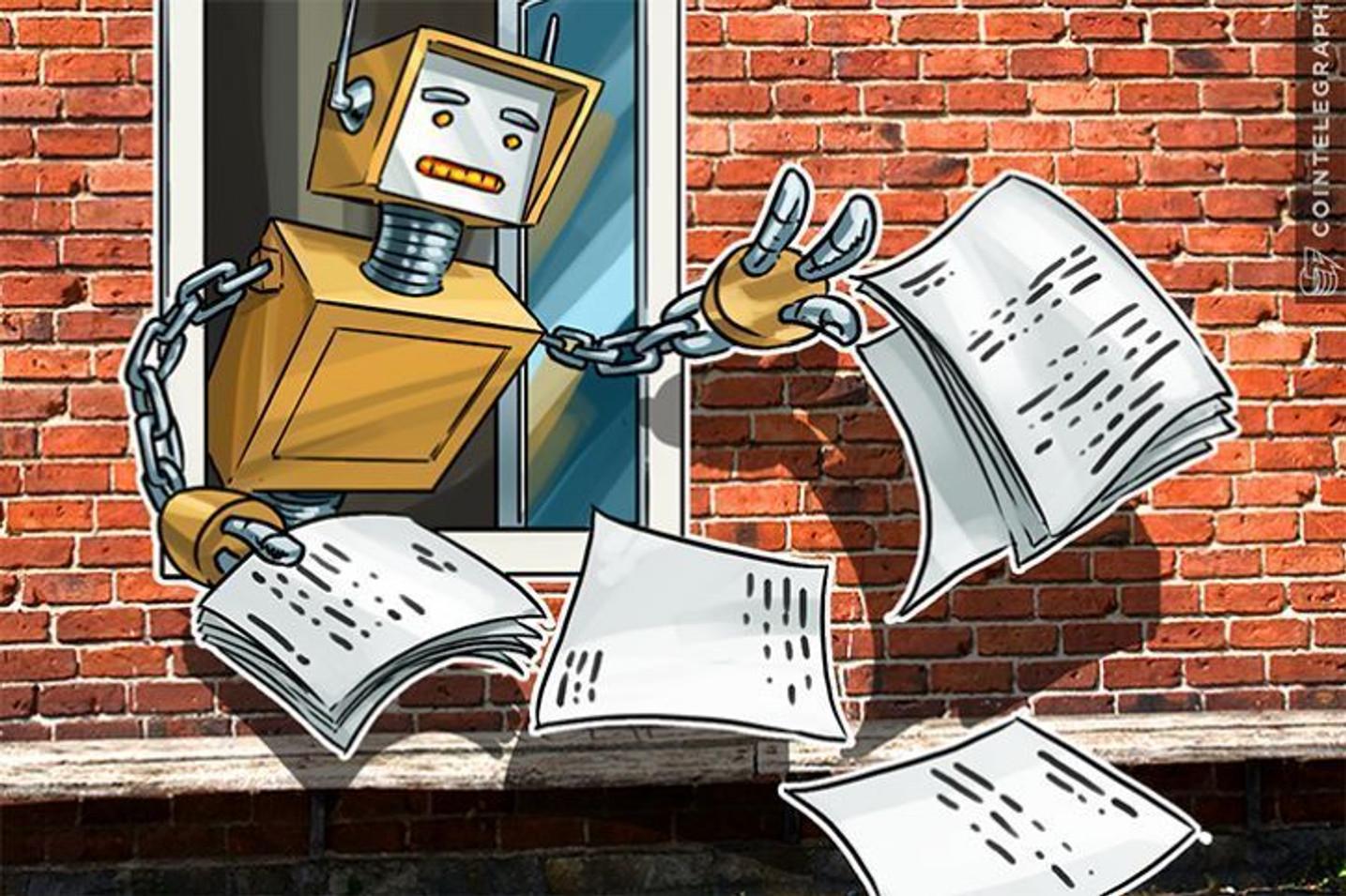 Blokčein: Američka Agencija za opšte usluge pokreće informacioni portal