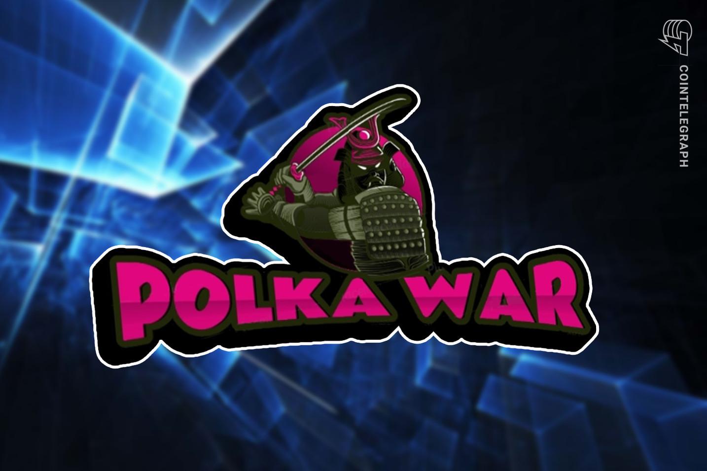 PolkaWar, an innovative DeFi and NFT gaming platform, raises $1.4M