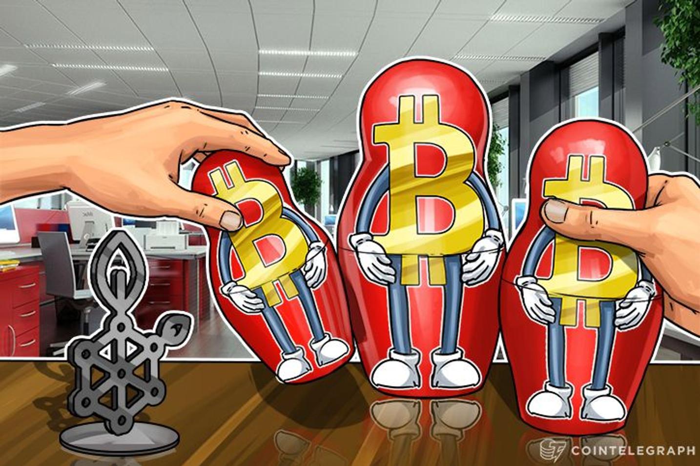 """Rootstock e Etherparty concorda com a """"adoção de contratos inteligentes para acelerar o Bitcoin"""""""