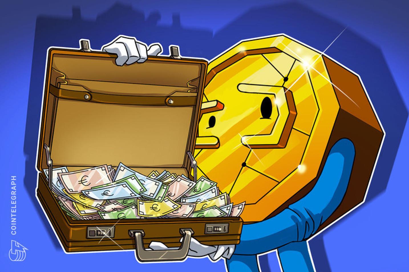 Criptan cierra una ronda de financiación de 500,000 euros