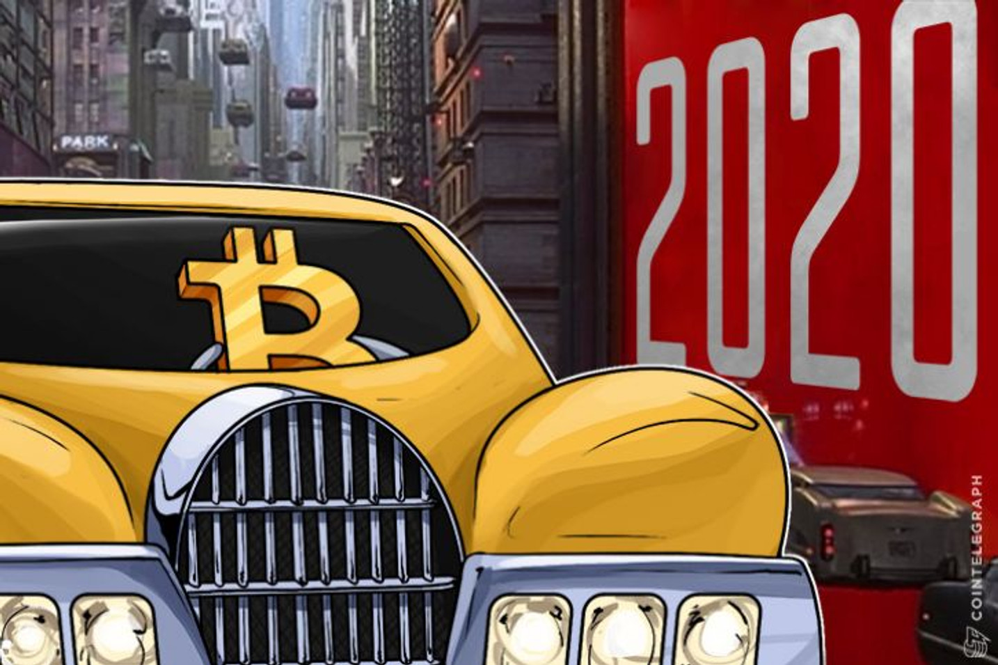 Cena bitkoina: Uz status rezervne valute, samo nebo je granica