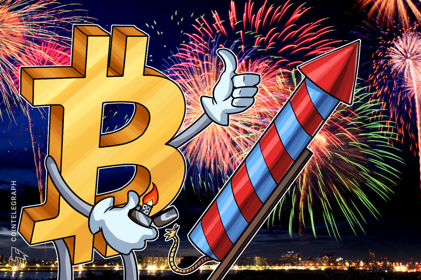 BTC Hits $4,800 for the First Time in 2019, Top Crypto Markets See Double Digit Growth