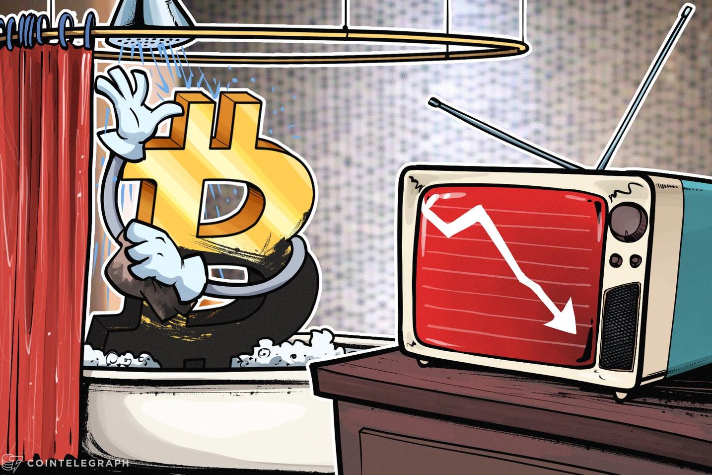 Bitcoin pode ficar próximo de US$ 1.000, revela análise que mostra queda de 77%