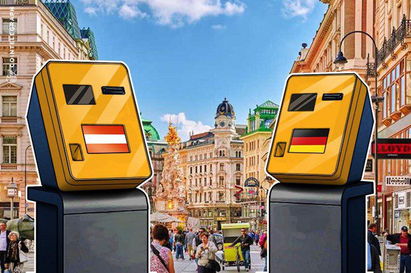 Österreichische Bitcoin-Geldautomaten sollen Deutschland erobern