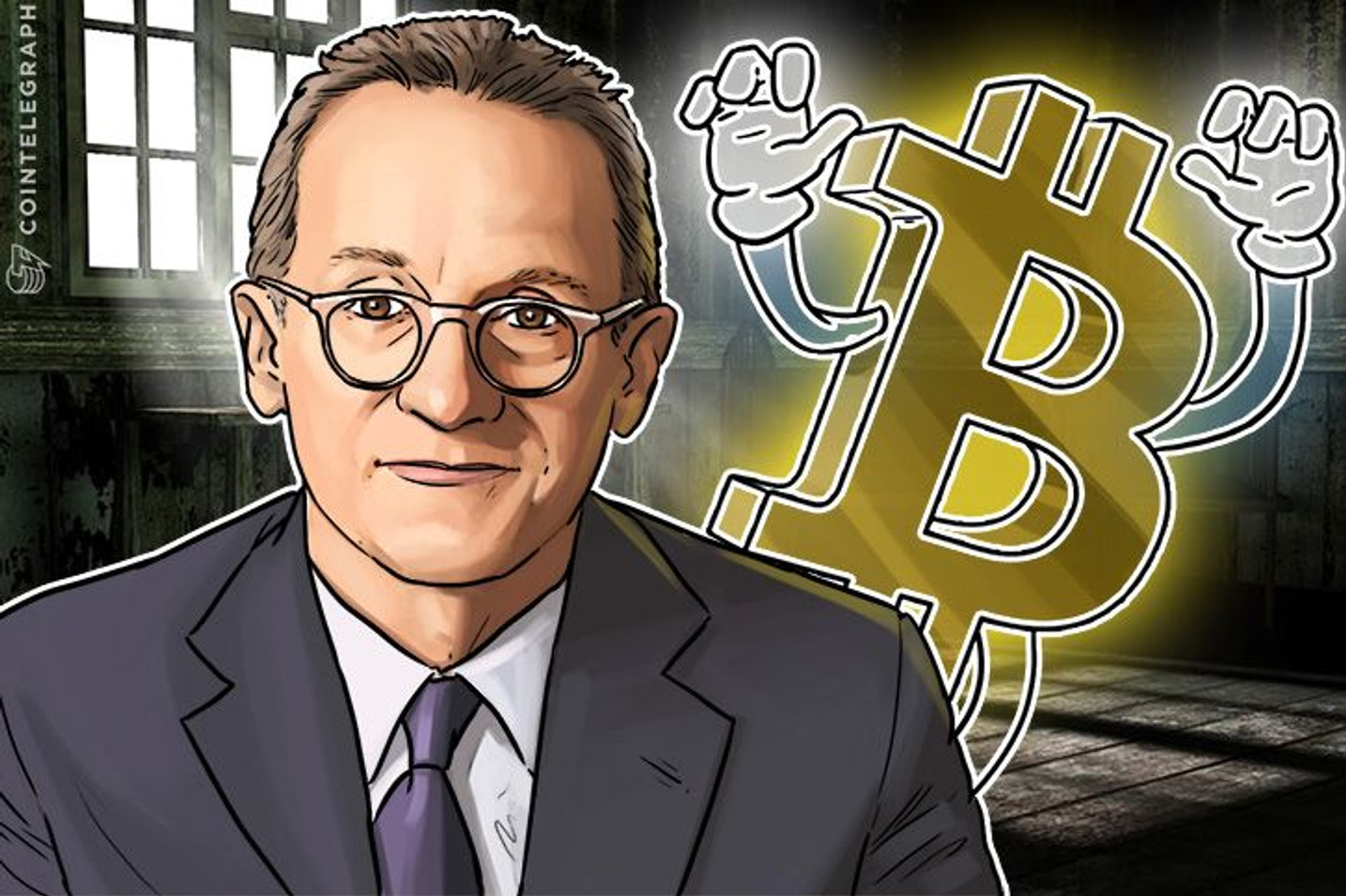 """Bilionário Howard Marks: """"Não há razão pela qual o Bitcoin não possa servir como moeda"""""""
