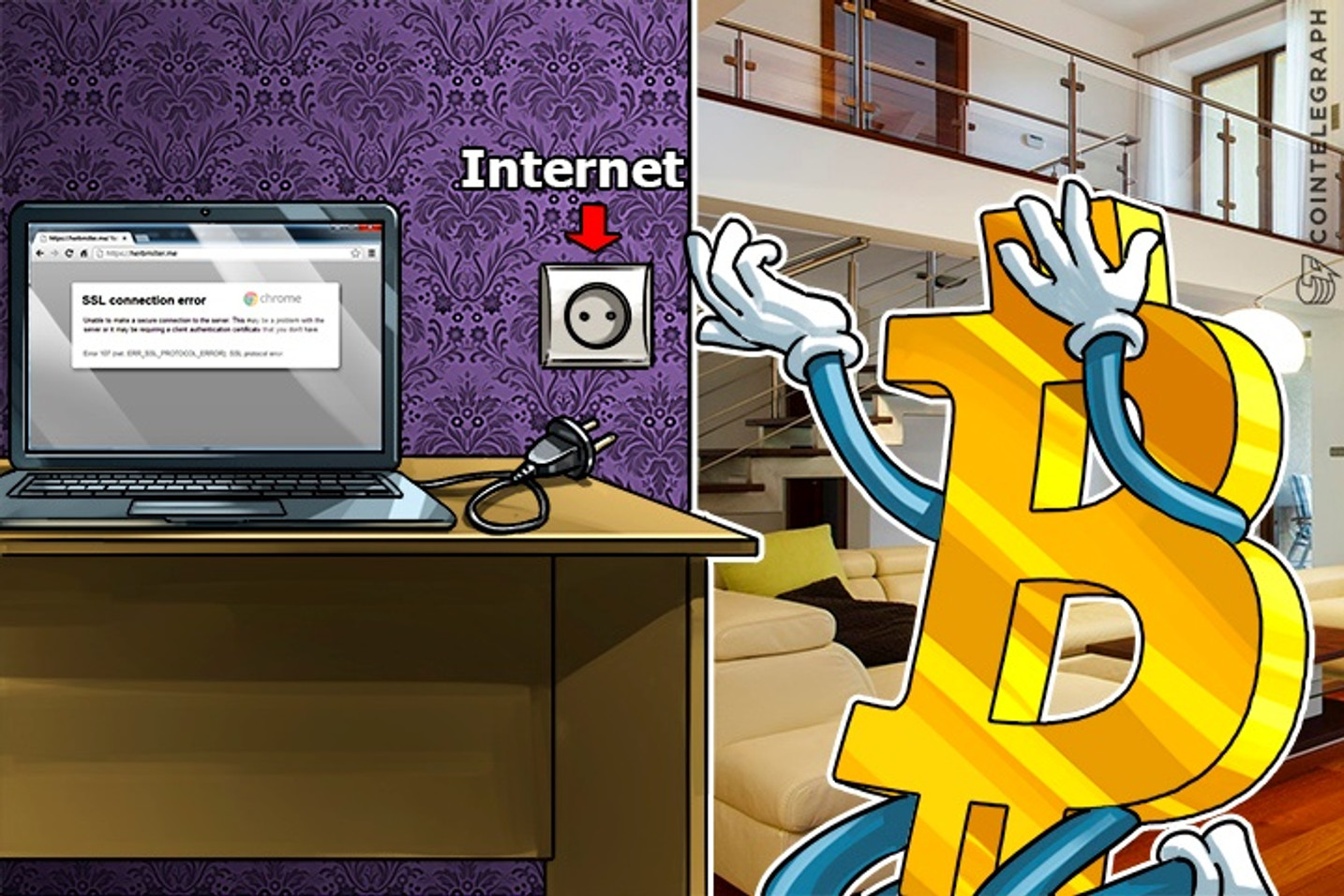 Internet Shutdowns Cost $2.4 Bln A Year. How They Impact Bitcoin?