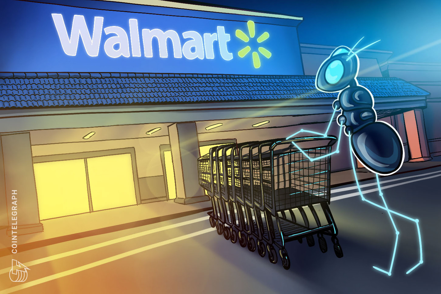 Walmart se une a Hyperledger junto con otras 7 empresas