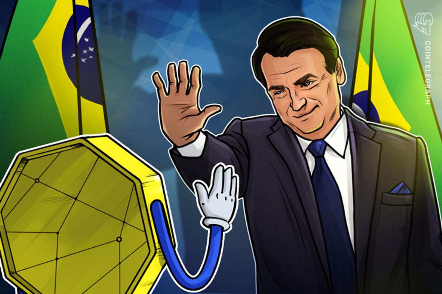 Uso do Bitcoin no Brasil deve ser debatido junto com a Reforma Tributária de Guedes e Bolsonaro, defende deputado