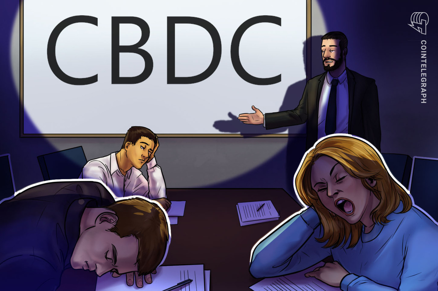 Not All Central Banks Have an Interest in CBDCs