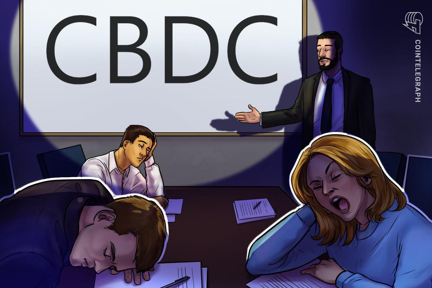 No todos los bancos centrales tienen interés en las CBDC