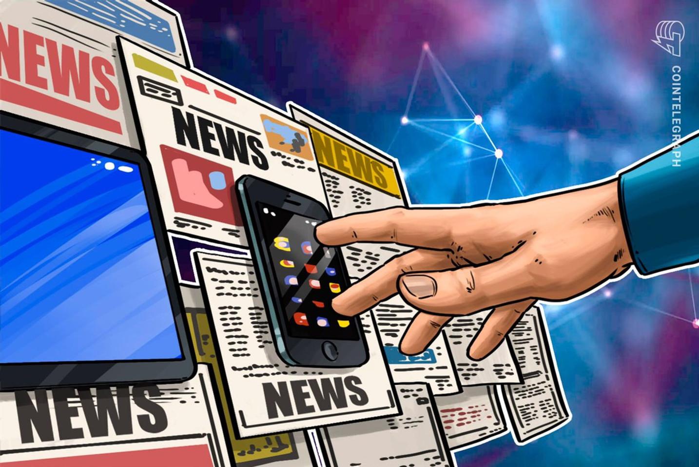 今週の仮想通貨注目ニュースまとめ-コインテレグラフ編集部が選ぶ10選-【11月26日〜11月30日版】