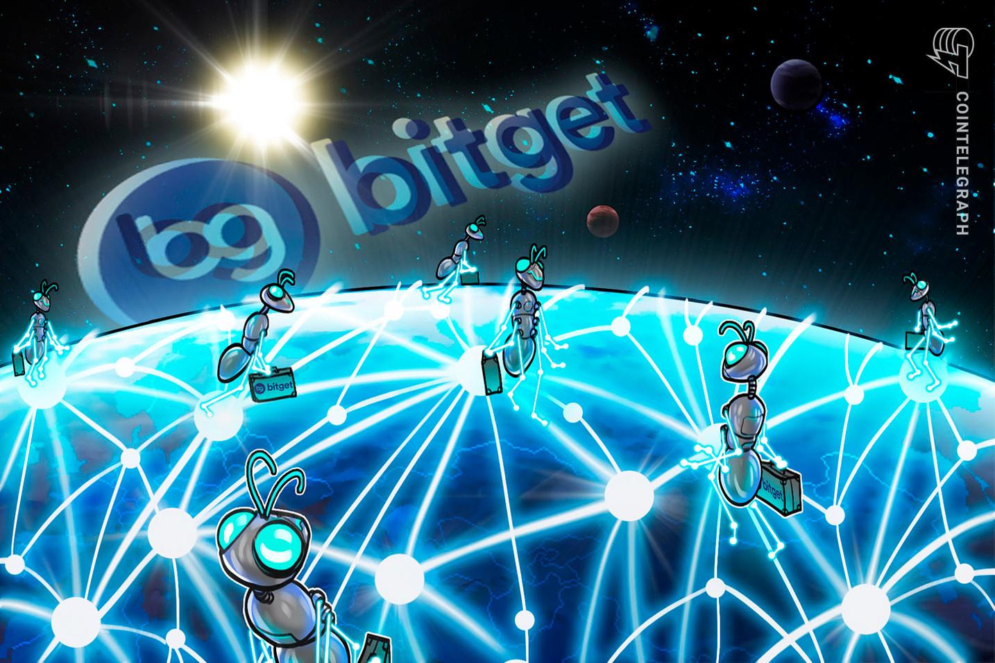 急成長するBitgetのグローバル化戦略、次の世界トップのデリバティブ取引所になるか?