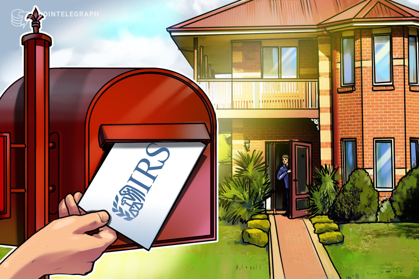 IRS Sends New Round of Letters to Bitcoin and Crypto Holders