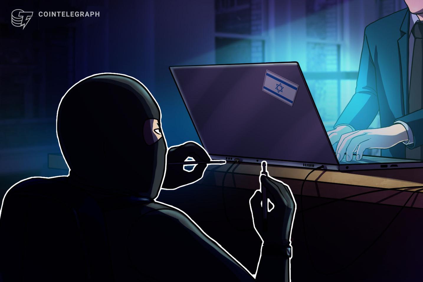 Relatório: Malware atinge fintechs israelenses que trabalham com forex e criptomoedas