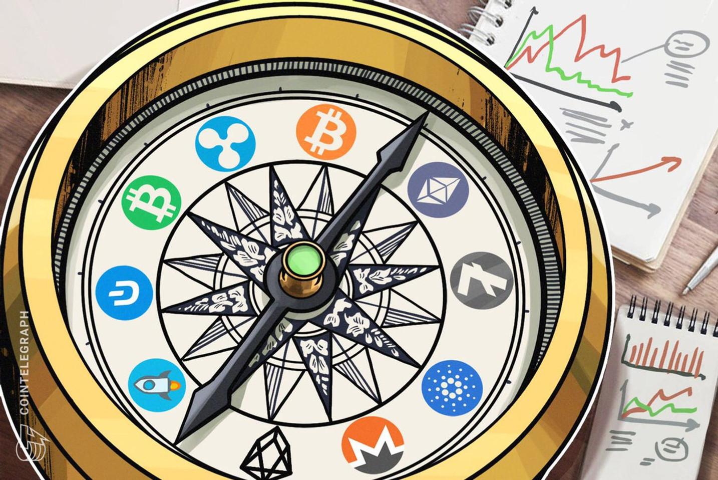 BCH分裂騒動で上値が重い展開 仮想通貨ビットコイン相場市況(11月13日)