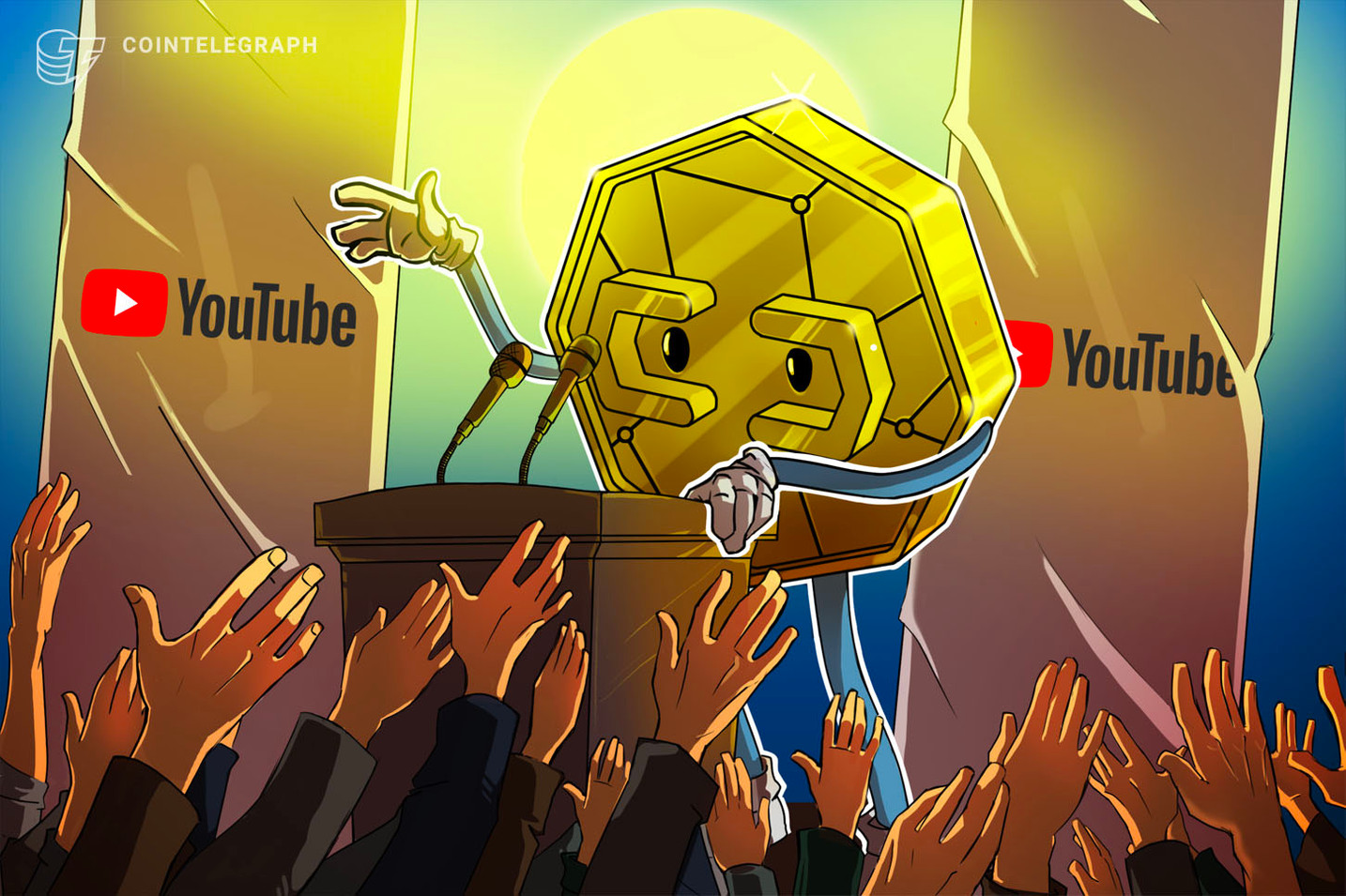 YouTube Reinstates More Crypto-Related Content, Admits To Mistake Via Twitter