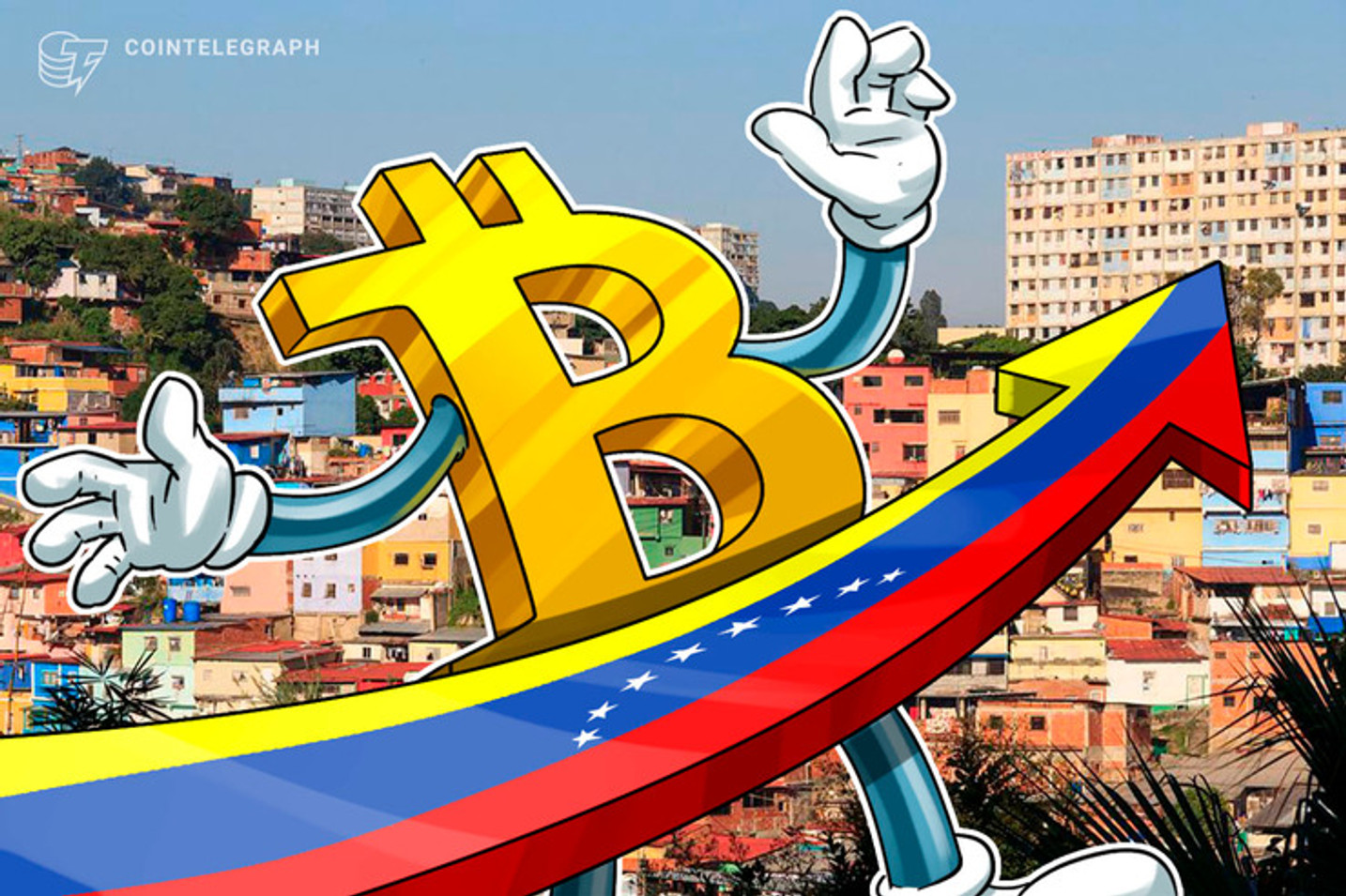 Venezuela es líder en América Latina en volumen de Bitcoin y en tráfico hacia plataformas P2P según Google Trends