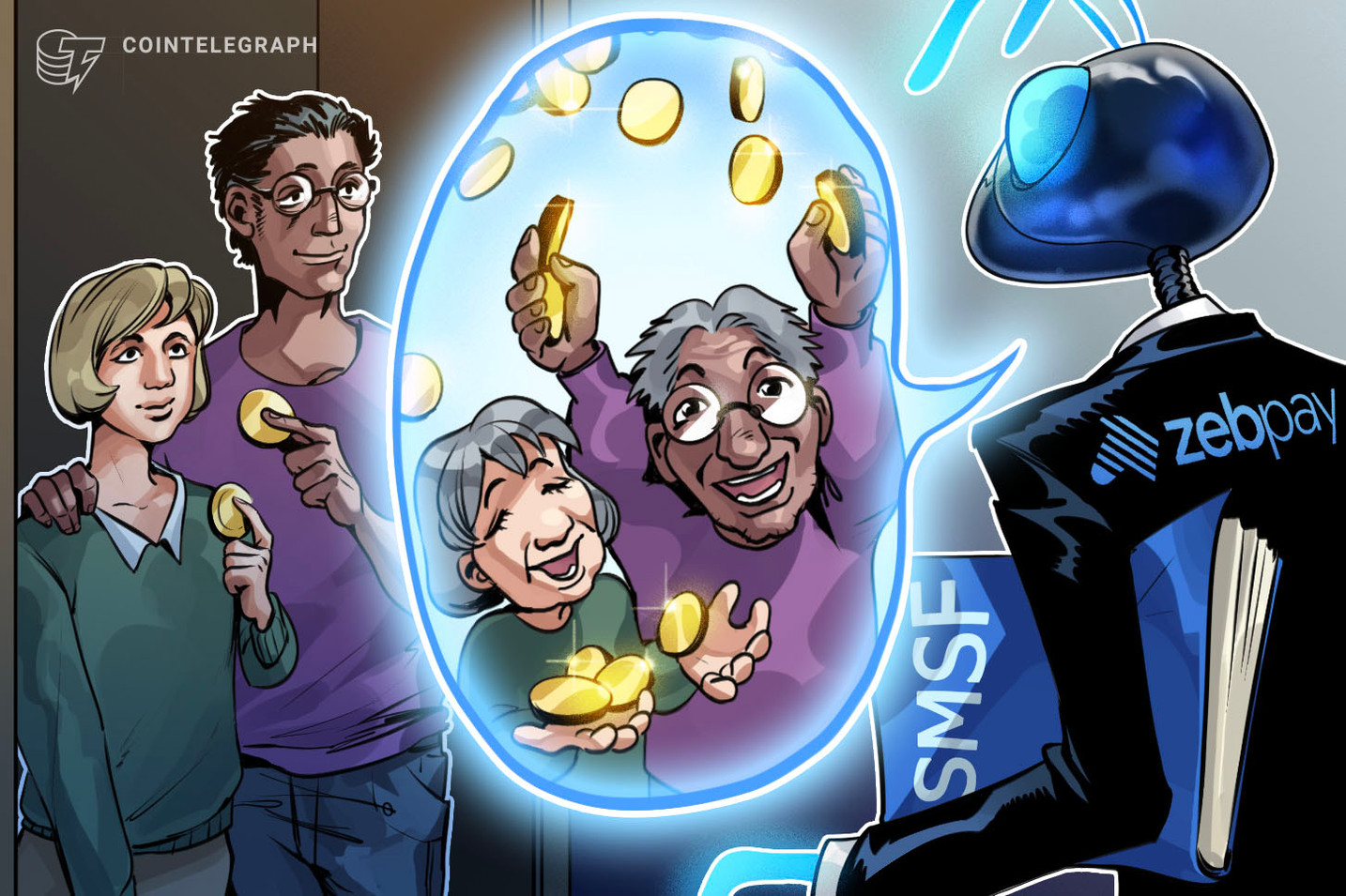 Crypto Exchange Helps Australians Diversify Their SMSF Retirement Funds