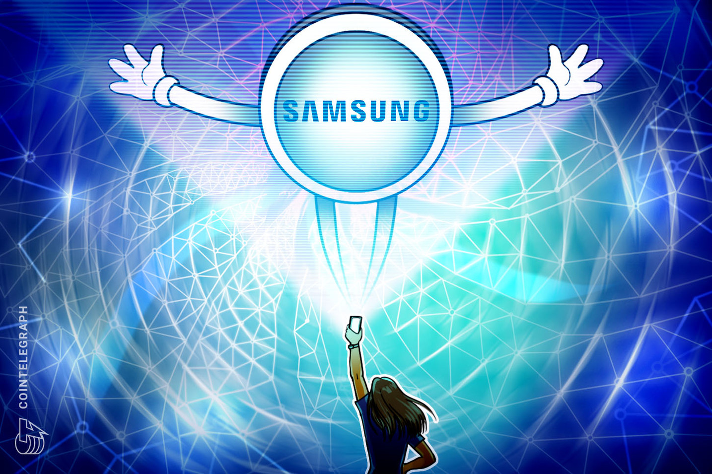 Samsung Partners With Israeli Fintech on Blockchain Solution for Merchants