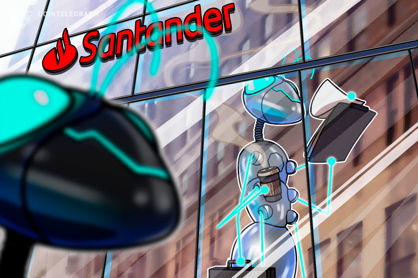 Santander: Blockchain Teknolojisinin Üç Yıla Daha İhtiyacı Var