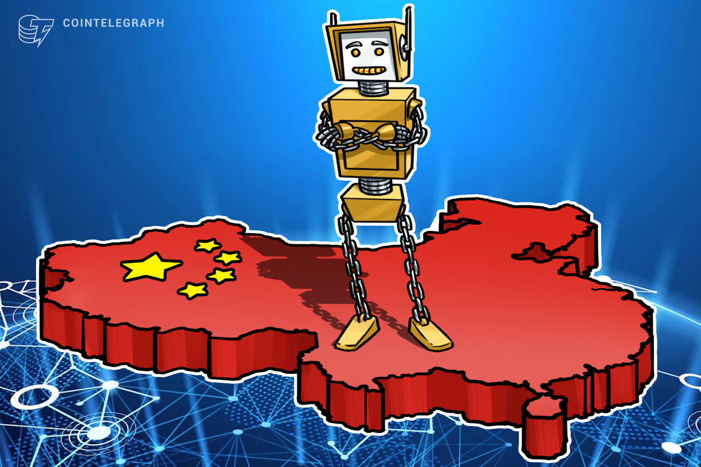 "Regulamentador chinês adverte contra a ""mitificação"" do blockchain"