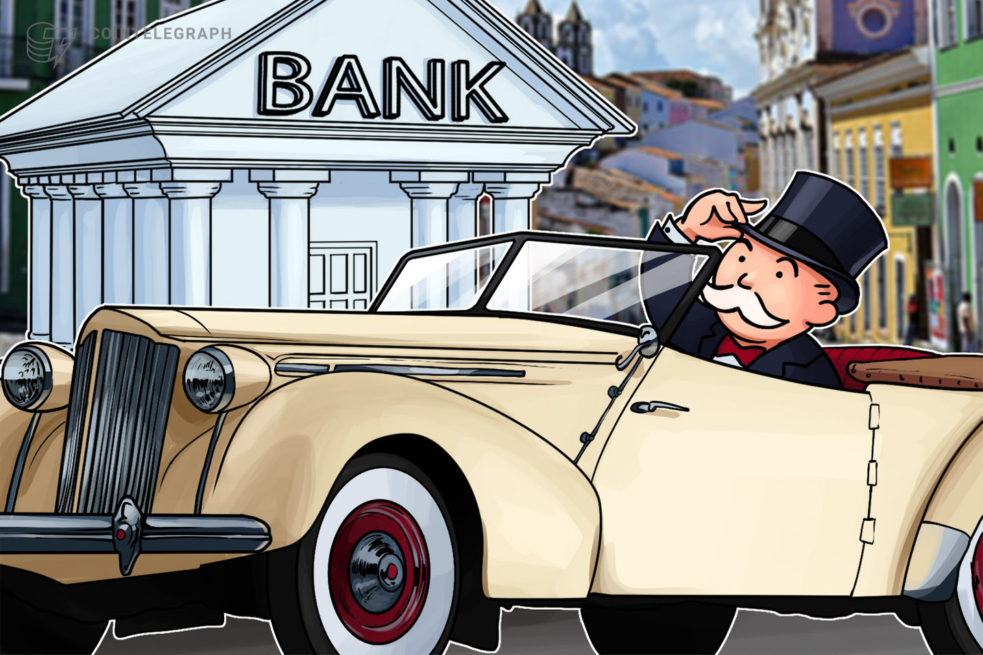 Dos bancos brasileños vuelven a abrir cuentas de criptobolsa local para evitar multas