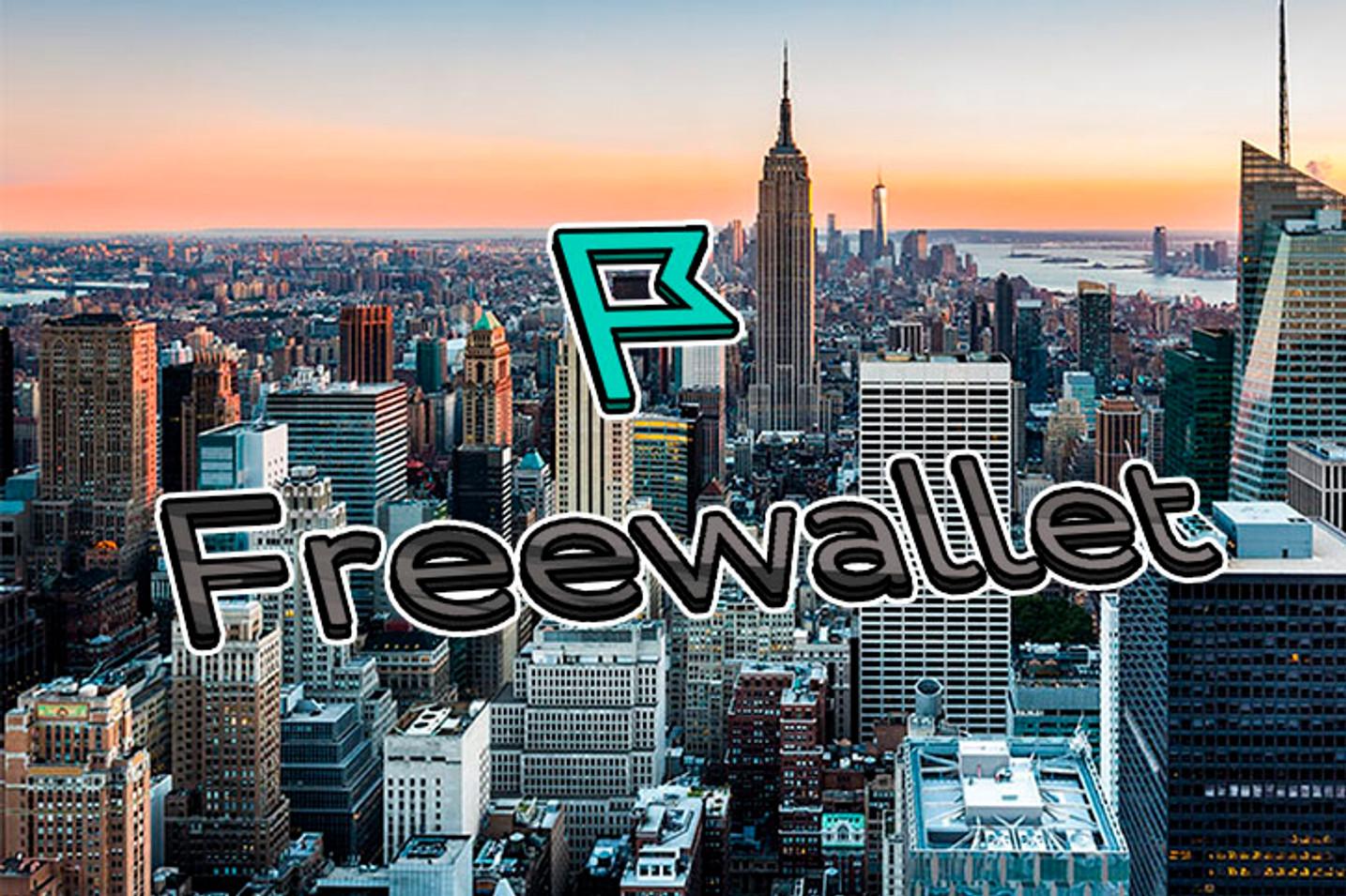 Freewallet Has Released Mobile Multi Wallet