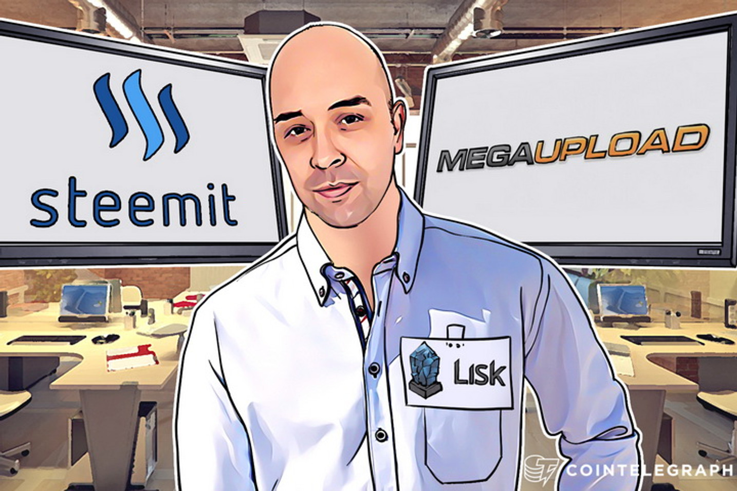 Lisk Blockchain Platform Could Host Megaupload 2.0 and Steemit