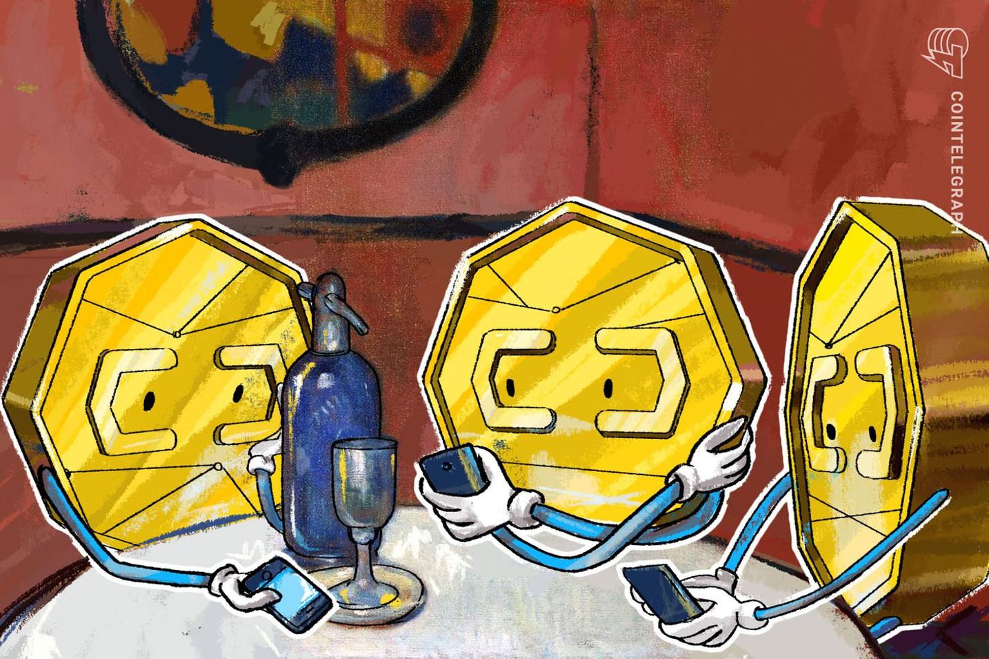 仮想通貨ビットコイン価格チャートが弱気クロスオーバー示現か 6000ドルへ下落リスクも