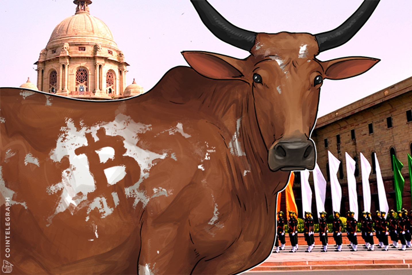 India's Demonetization: Cash is Not Holy Cow, in Bitcoin Blockchain We Trust