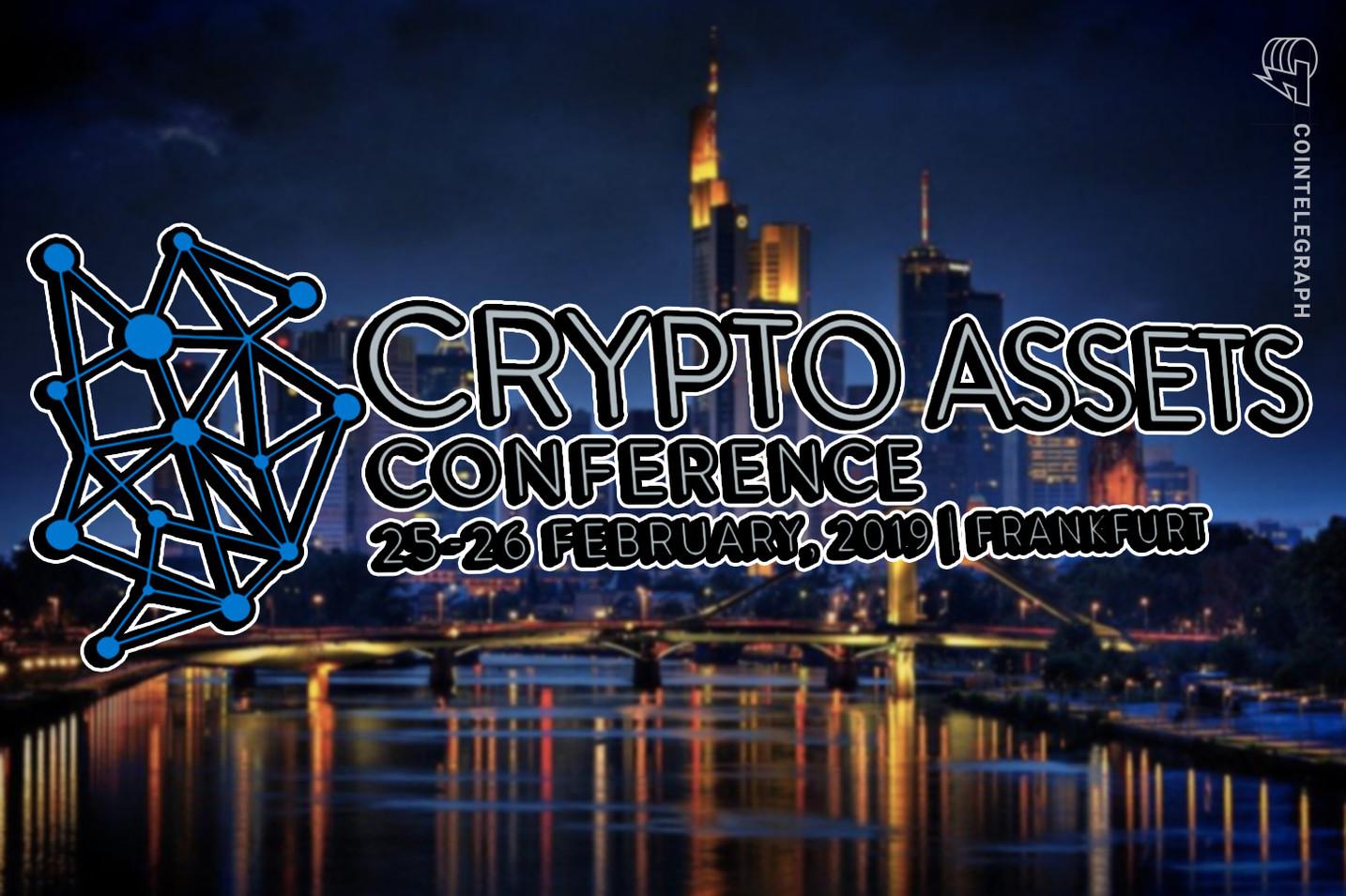Crypto Assets Conference 2019: Geballtes Blockchain- und Finanz-Knowhow in Frankfurt