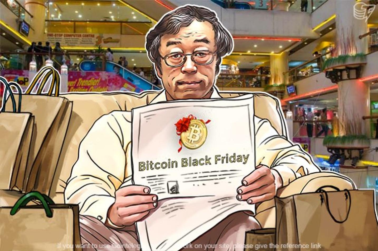 Bitkoin Crni Petak