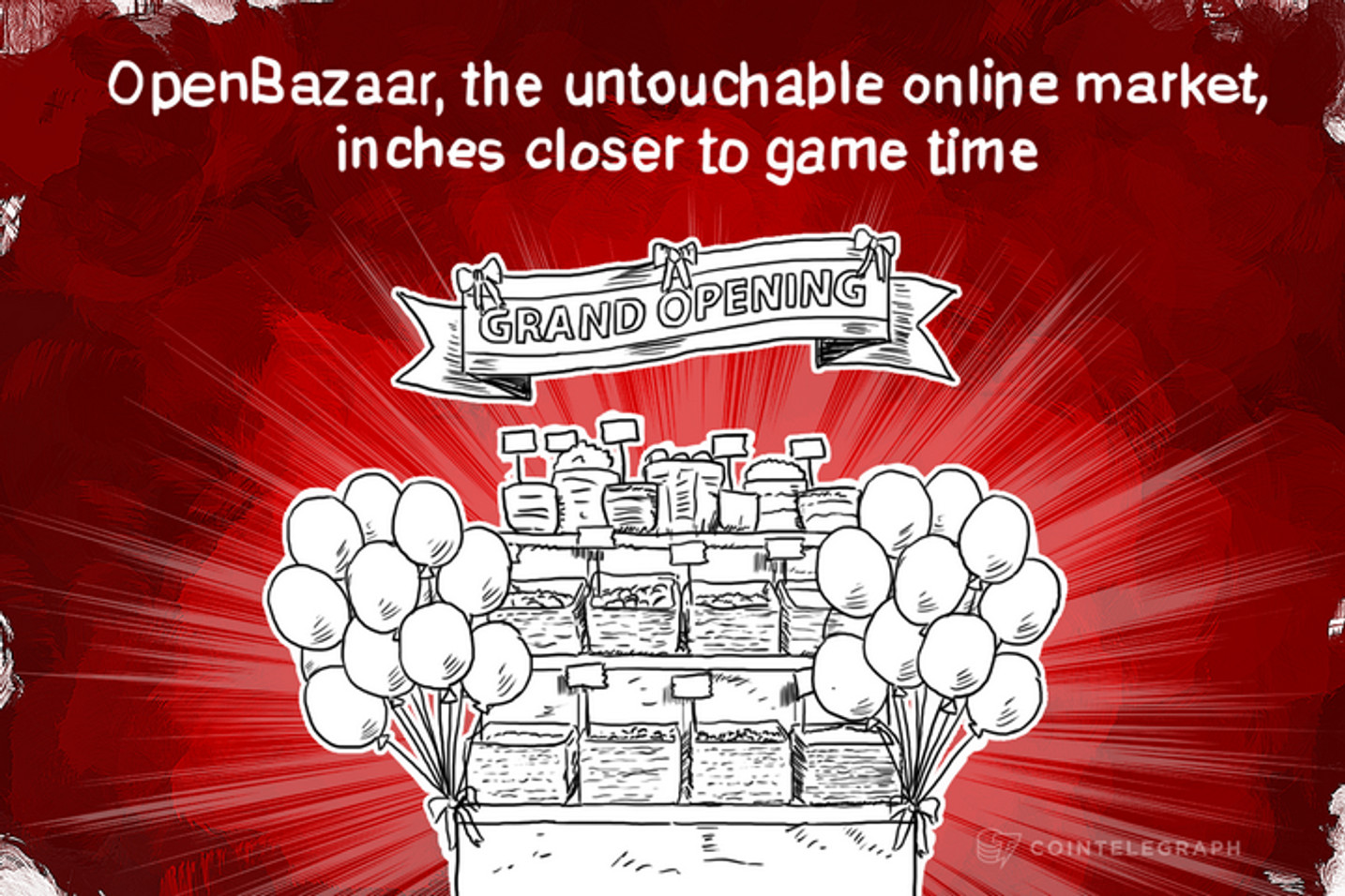 OpenBazaar, the untouchable online market, inches closer to game time