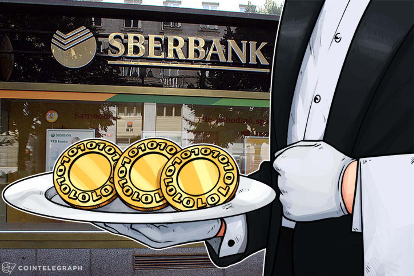 Russische Sberbank plant Handelsplattform für Kryptowährungen in der Schweiz