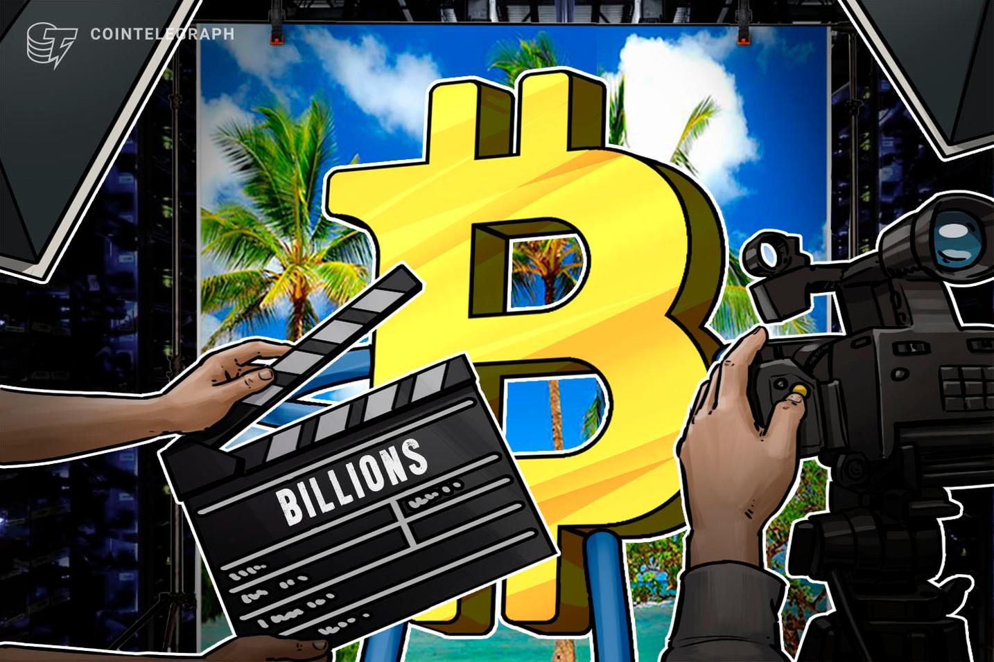 米ドラマ「ビリオンズ」、新シリーズは仮想通貨ビットコインが題材