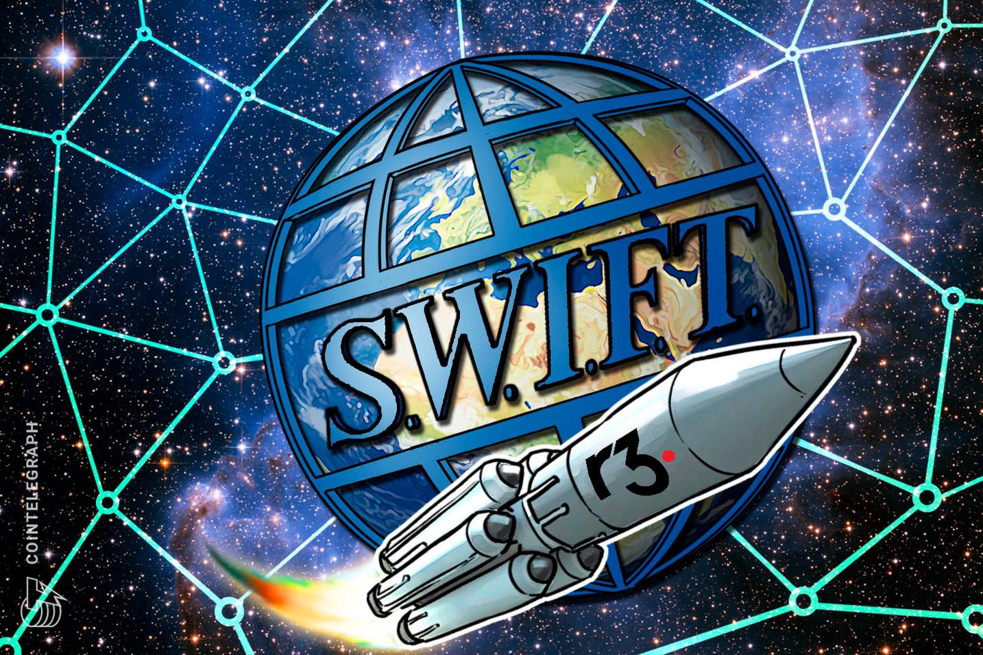 CEO da SWIFT revela planos de se integrar à tecnologia blockchain  do consórcio R3