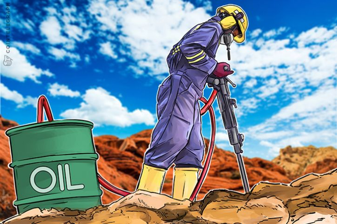 S&P Global Platts Launches Blockchain Network To Track Oil Data In UAE