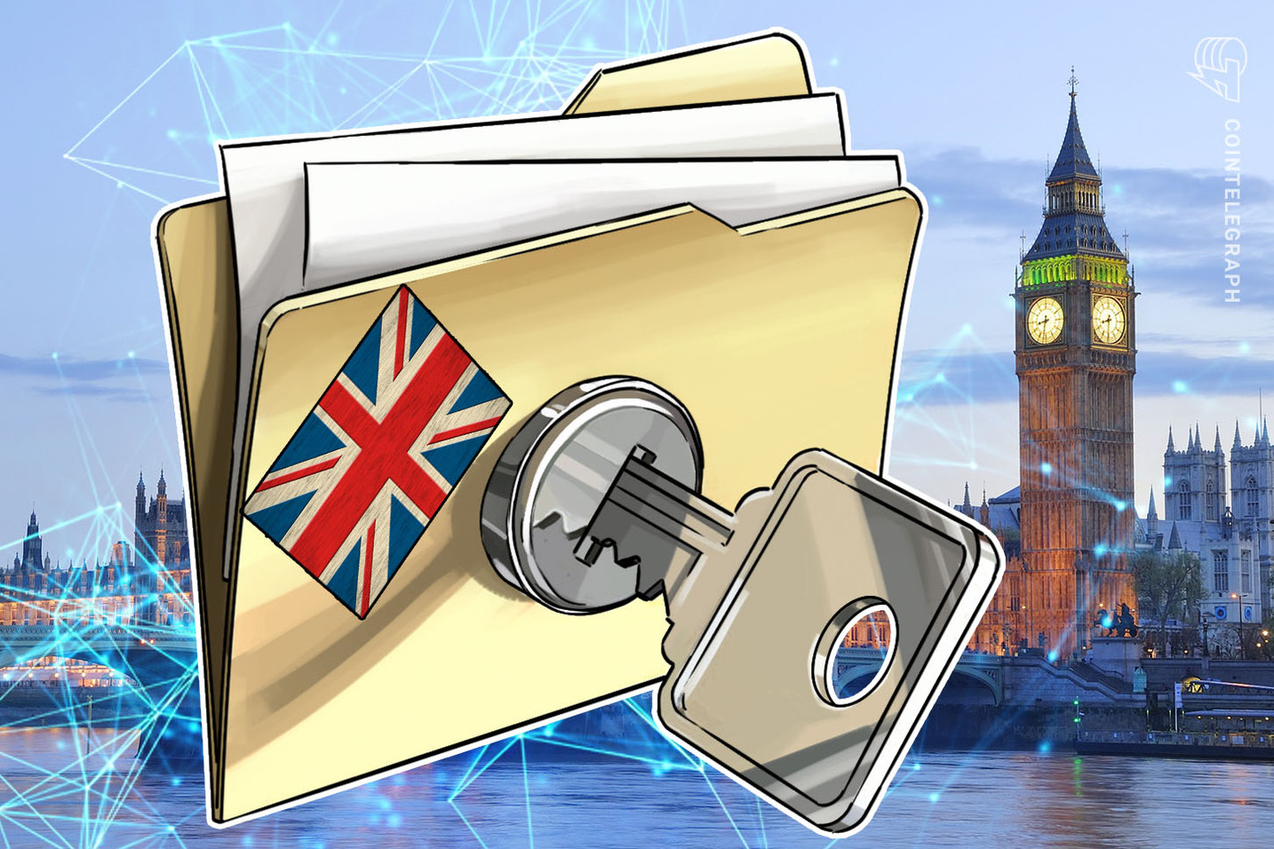 UK Pension and Welfare Agency Examining Blockchain and DLT