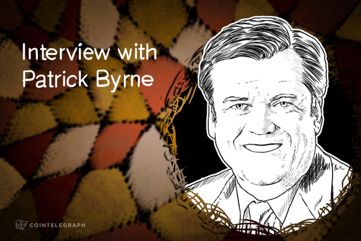 Patrick Byrne: 'Medici Will Be a National Market System Compliant and Able to Trade Everything'