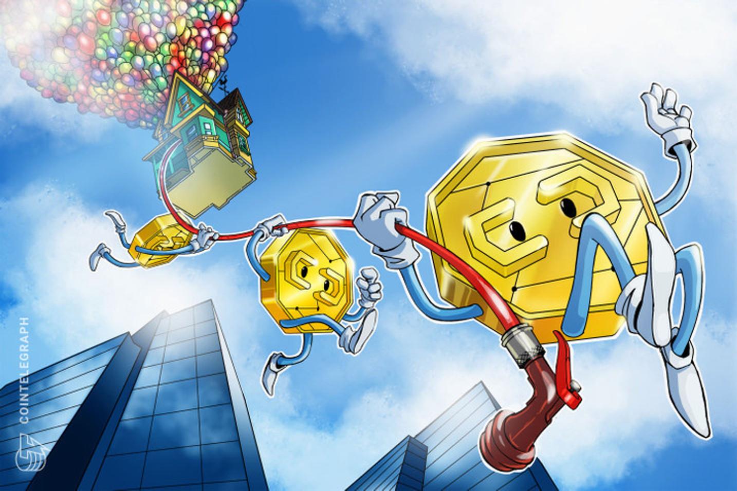 CoinShares recomienda la asignación del 4% de portafolio en Bitcoin y dice que la criptomoneda 'potencia' las inversiones