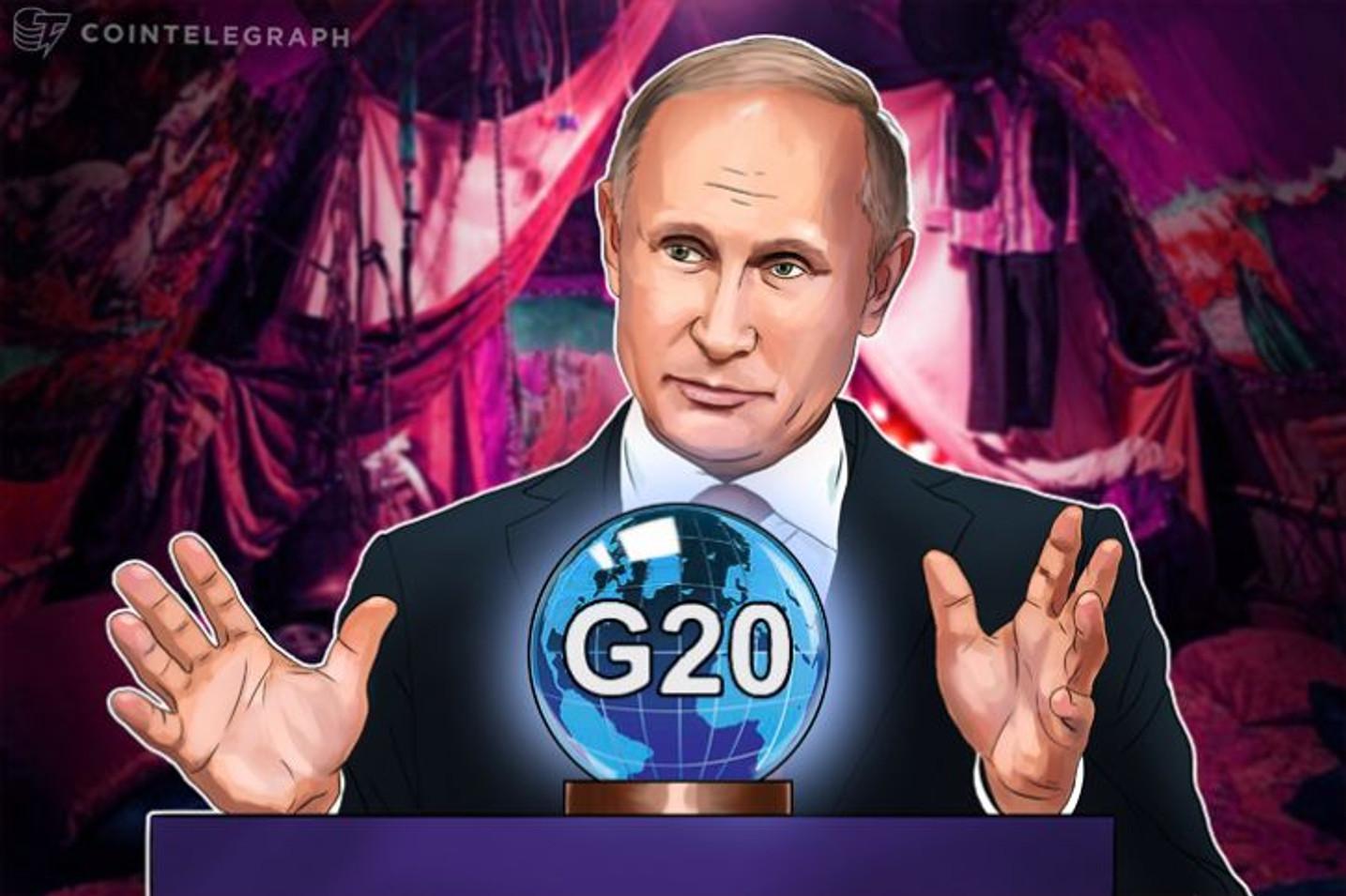 ブロックチェーン業界はプーチン大統領が予測する新仮想秩序へと向かうのか