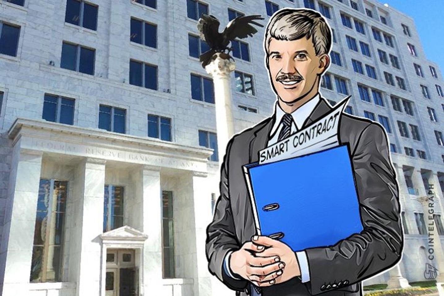 Federalna banka Atlante o 'pametnim ugovorima': Oni će promeniti pravnu praksu