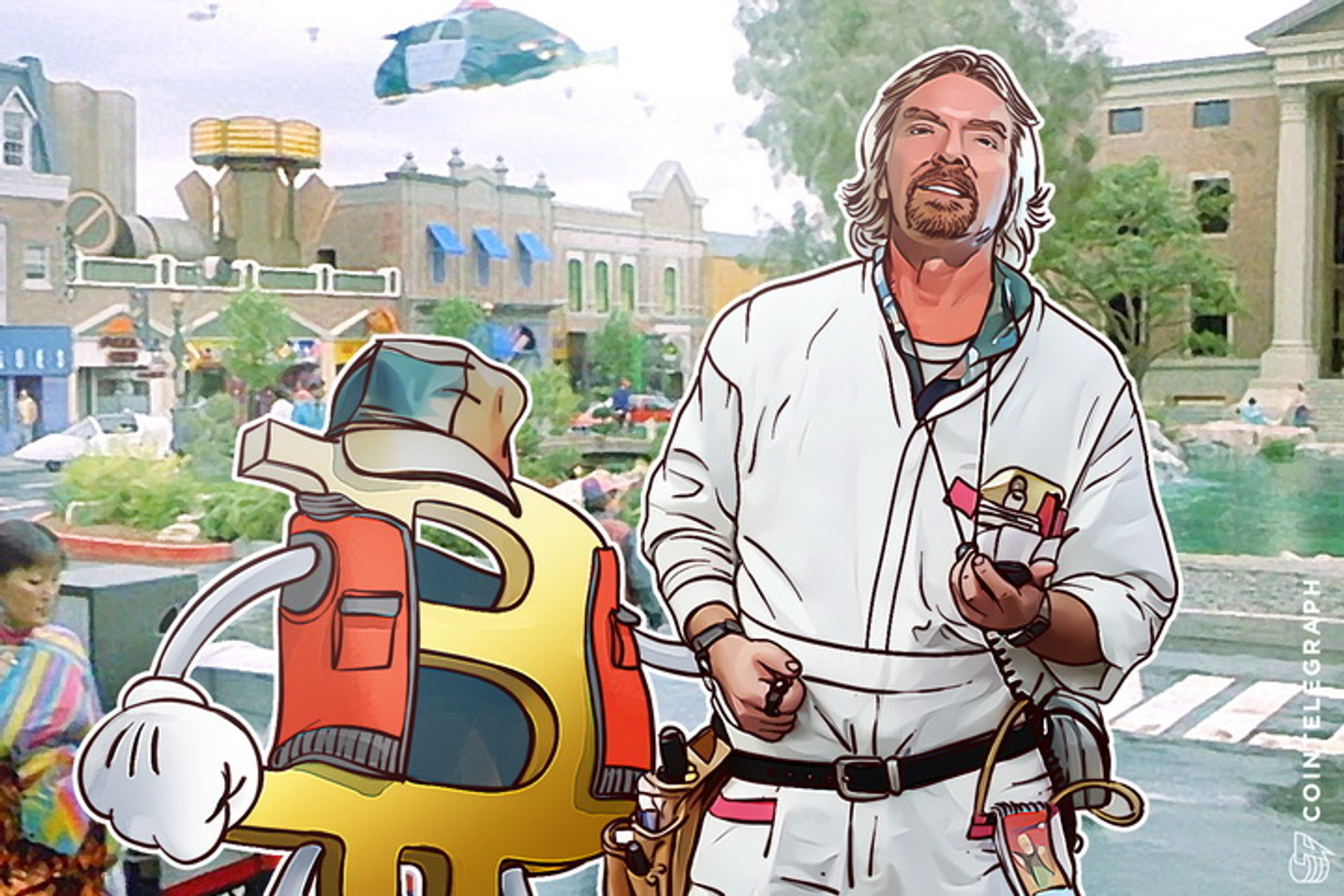 Bitcoin Future: When GBPcoin of Branson Wins Over USDcoin of Trump