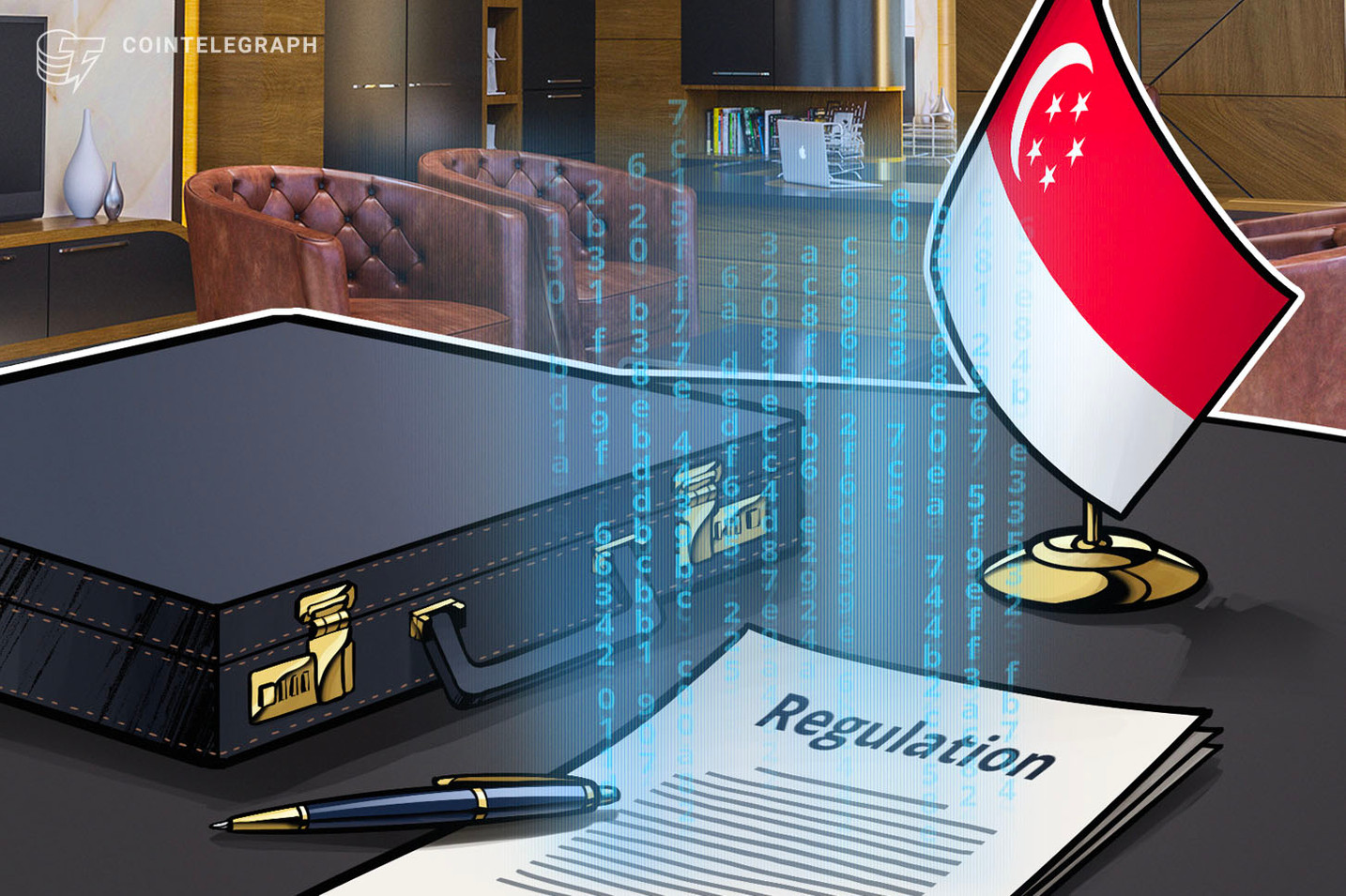 Singapore Regulator Recognizes Potential of Blockchain for Cross-Border Payments