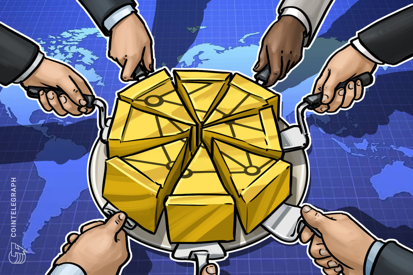 The New Land of Crypto Fundraising Is in Asia and Europe, Says PwC