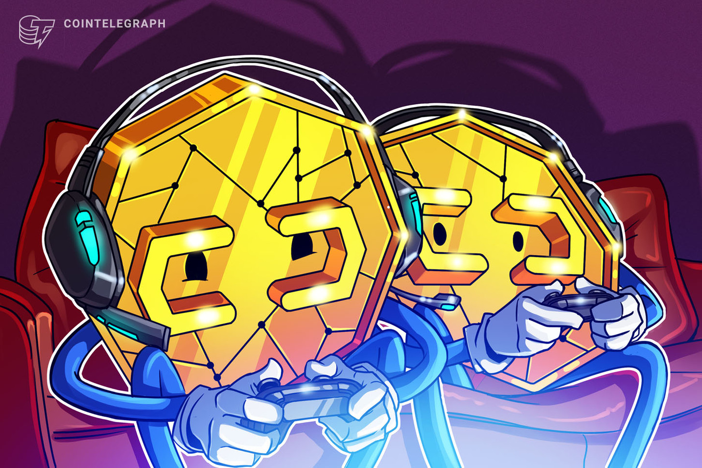 Crypto Games, a Market in the Making of Its Own Fortune