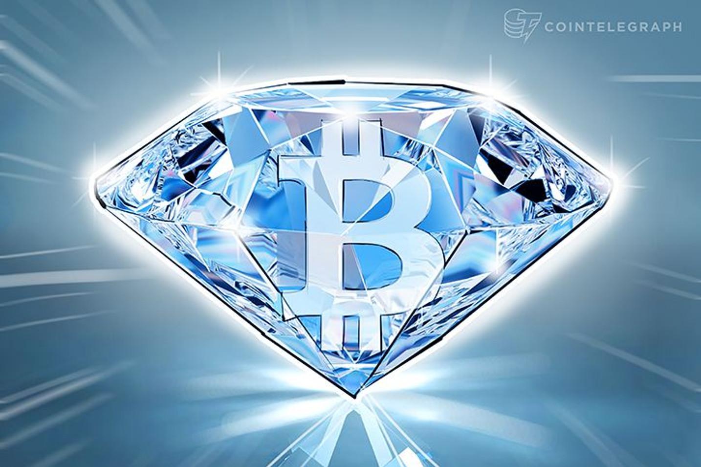 Kanadisches Diamant-Abbauunternehmen will Blockchain nutzen