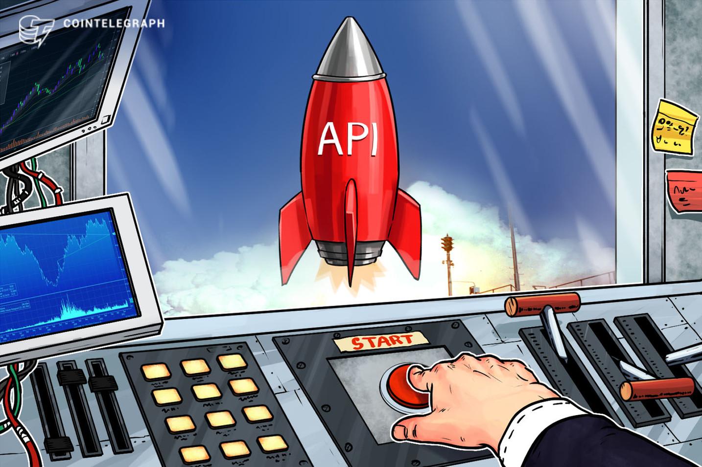 Parceiro estratégico da Huobi HBUS lança API para comerciantes norte-americanos em larga escala