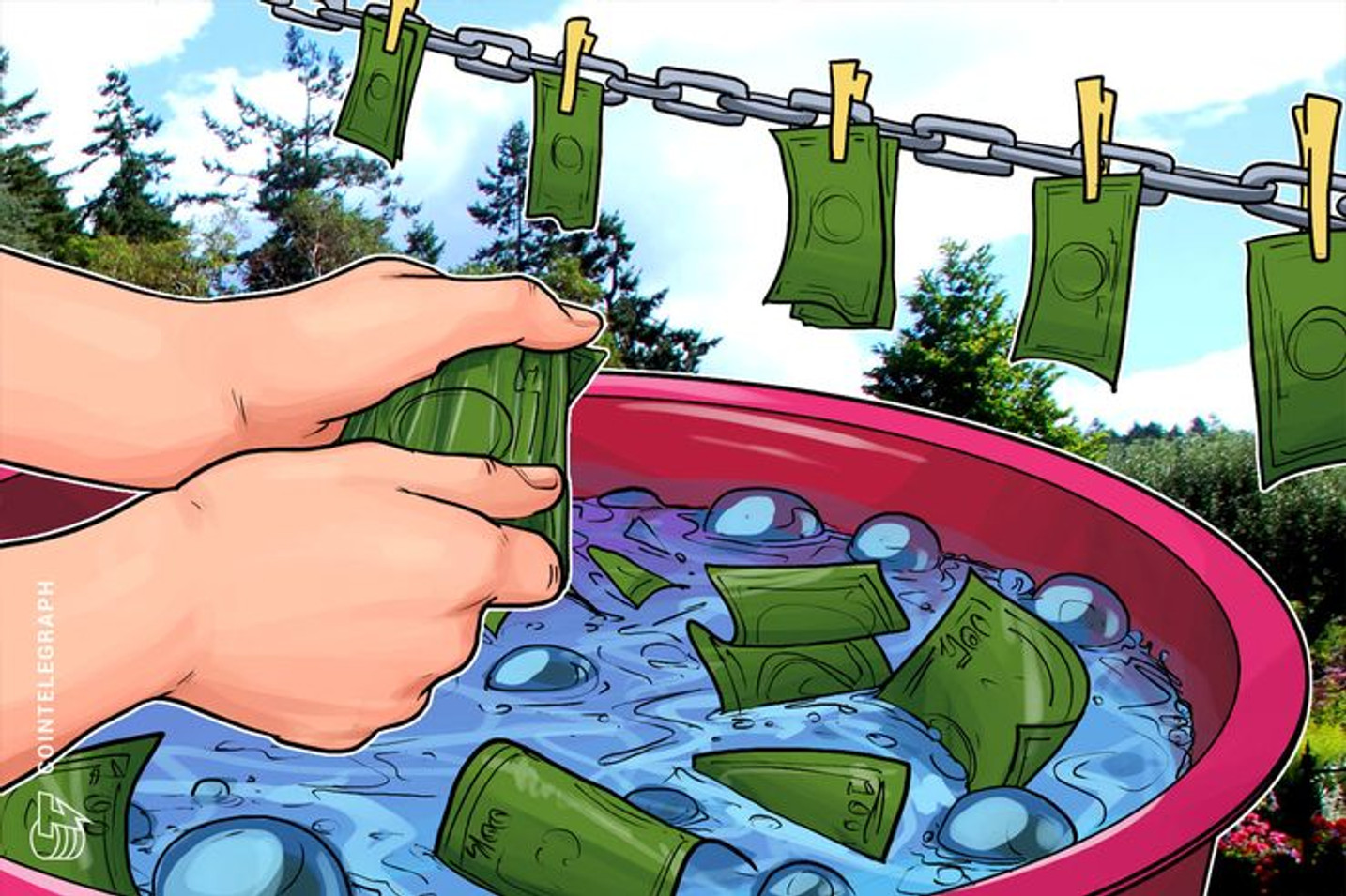 アンチ仮想通貨のノルデア銀行 マネーロンダリング関与疑われる
