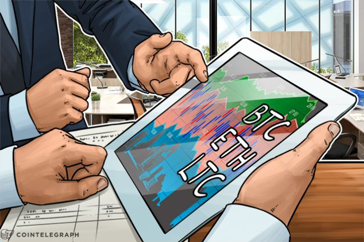 Analiza cena, 2. novembar: Bitkoin (BTC), Itirijum (ETH), Lajtkoin (LTC)